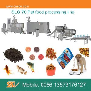 Animal Food Production Machine (SLG65/SLG70/SLG85) pictures & photos