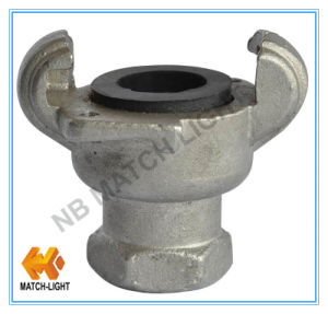 U. S. Type Stainless Steel Air Hose Coupling (Male End) pictures & photos