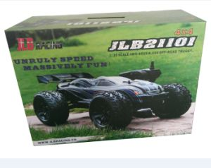 1/10 4WD Remote Brushless Electric Monster Truck pictures & photos