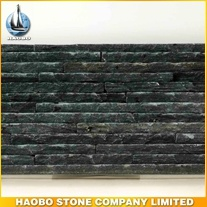 Outdoor Decoration Black granite Culture Slate for Wall Cladding pictures & photos
