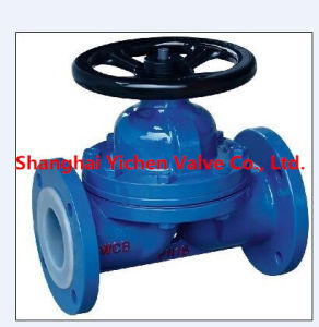 Weir Diaphragm Valve (G41J) pictures & photos