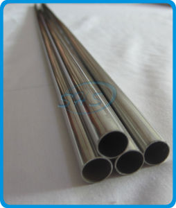 Stainless Steel Welded Round Tubes