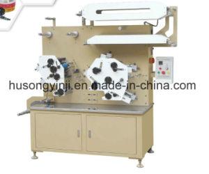 Fabric Label Flexo Printing Machine (4+2) pictures & photos