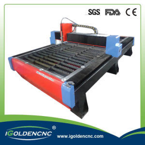 100A Hypertherm Plasma Cutter with Start Control System for Carton Steel pictures & photos