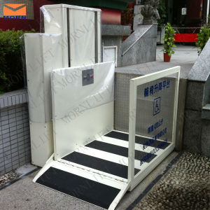 3m Disabled Wheelchair Lift for House pictures & photos