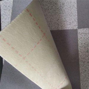 1.4mm Thick 3 M Width Sponge Felt PVC Flooring pictures & photos