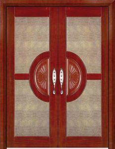 Exterior Door Solid Door with Different Style pictures & photos