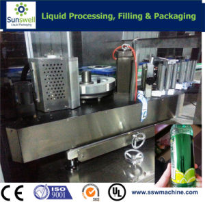 OPP Labeling Machine for Different Shape Bottles pictures & photos