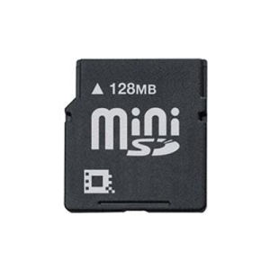 128MB Mini SD Card Memory Card Minisd pictures & photos