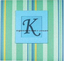 DIY Paper Scrapbooking Album with Frame