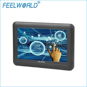 "Feelworld 7"" Dp701t Mini USB Touch Scrren Monitor, One Cable Does It All."