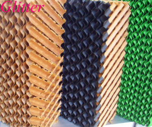 Glitter Cooling Pad with Single Coating (Black/Green) (7090/6090/5090) pictures & photos