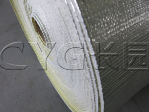 Air Conditioning Thermal Insulation XPE Foam Material with Aluminium Foil pictures & photos
