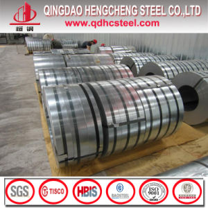 Full Hard Zinc Dipped Galvanised Steel Strip pictures & photos