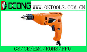 Portable Drill with Copper Motor and VDE Plug