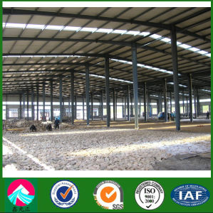 Fabricated Carbon High Quality Portal Frame Steel Structure Warehouse pictures & photos