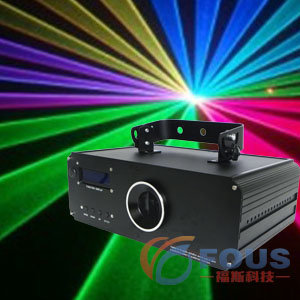 SD Card Full Color Animation Laser Light / Stage Lighting / Laser Green Light (FS-L1005)
