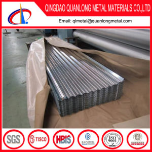 Zinc Coated Corrugated Sheet/Gi Roofing Panel/Galvanized Roofing Sheet pictures & photos