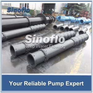 Long Shaft Overhung Vertical Turbine Spindle Sump Pump pictures & photos