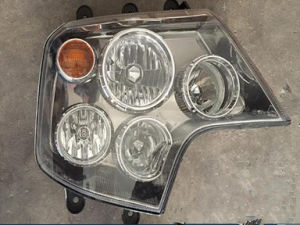 Sinotruk HOWO Dongfeng Truck Spare Parts Right Head Lamp (Wg9925720002) pictures & photos