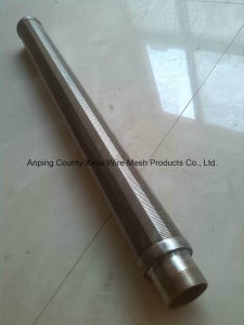 Stainless Steel Screen Tube (ISO) pictures & photos