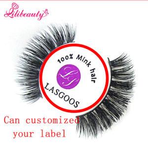 Wholesale Mink Eyelashes Silk Lashes Customized Labels pictures & photos
