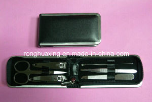 RMS-821 6PCS Manicure Set Tool Kit pictures & photos