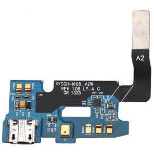 Charging Port Flex Flex Cable for Samsung Note 2 I605 pictures & photos