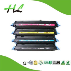 Color Toner Cartridge for HP Q6000A-Q6003A 124A