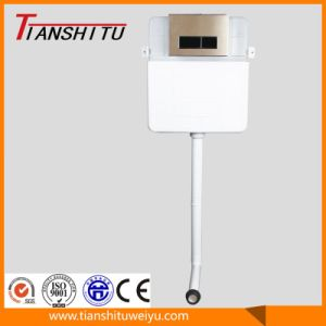 T80c Water Saving Plastic Concealed Flush Cistern for Sitting Toilet-Dual Flush Toilet Flushing Tank pictures & photos