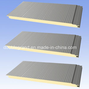 Glasswool Sandwich Panel for Wall and Roof pictures & photos