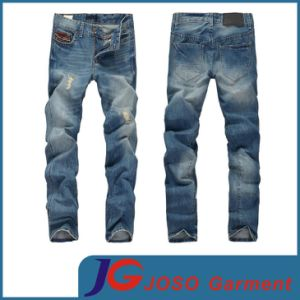Garment Factory Men Jean Denim Trousers (JC3239) pictures & photos