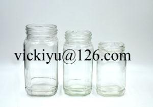 High Quality Glass Coffee Jar, Glass Food Jar, Glass Sugar Jar pictures & photos