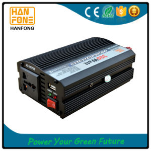 Automatic Reconvery 300W off-Grid Solar Power Inverter with Ce Certificate pictures & photos
