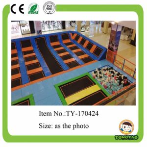 High Quality Factory Supply Trampoline Park Indoor Playground Equipment for Sale (TY-7T6409) pictures & photos