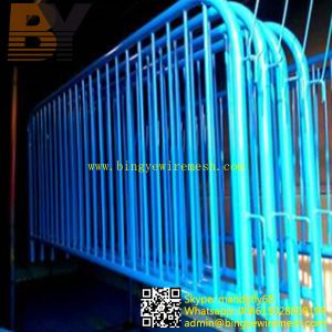 Galvanized Powder Coated Removable Barriers pictures & photos