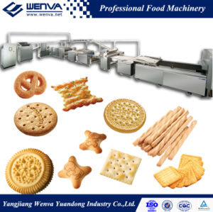 Multi-Purpose Full Automatic Biscuit Production Line pictures & photos