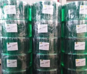 Anti-Static Green PVC Strip Curtain pictures & photos