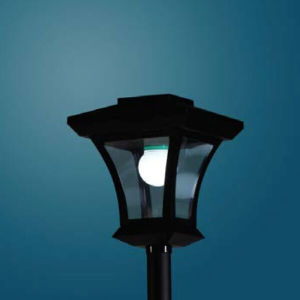 Solar Charter Single Head Post Light pictures & photos