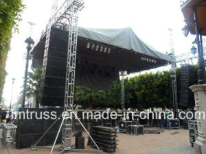 Ry Good Quality Durable Stage Lighting Truss/Aluminum Stage Truss/Stage Lighting Scaffolding pictures & photos