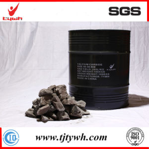 Calcium Carbide Manufacturer 25-50mm/50-80mm/80-120mm pictures & photos