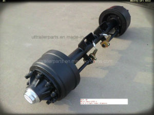 Fuwa Type 13t American Semi Trailer Parts Axle pictures & photos