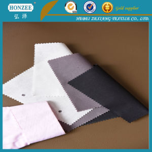 High Quality apparel Textile Cotton Interlining pictures & photos