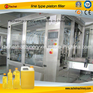 Linear Type Liquid Filling Machine pictures & photos