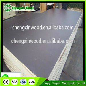 Finger-Jointed Core Brown Film Faced Plywood 12mm - 21mm in Linqing City pictures & photos