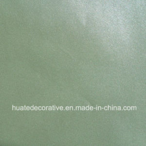 Metallic Melamine Paper for Furniture, Color Metallic Available