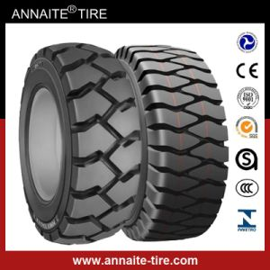 High Performance Solid Tire Industrial Forklift Tire (6.00-12, 7.00-15) on Sale