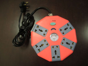 Electric Extension Socket No. R05b with 5 Outlets pictures & photos