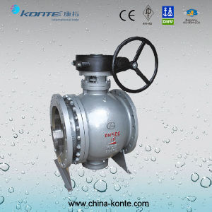 Eccentric Segmental Ball Valve pictures & photos