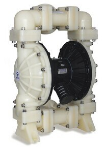 2 Inch Plastic Air-Operated Diaphragm Pump pictures & photos
